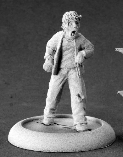 Reaper Miniatures Charlie, Zombie #50222 Chronoscope Metal D&D RPG Mini Figure