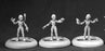 Reaper Miniatures Gray Aliens II (3) #50255 Chronoscope D&D RPG Mini Figure