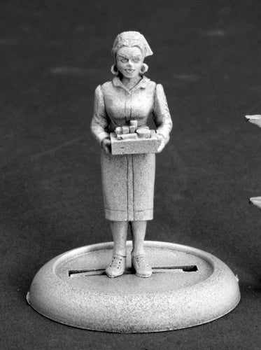 Reaper Miniatures Nurse Anne Foster #50258 Chronoscope Metal D&D RPG Mini Figure