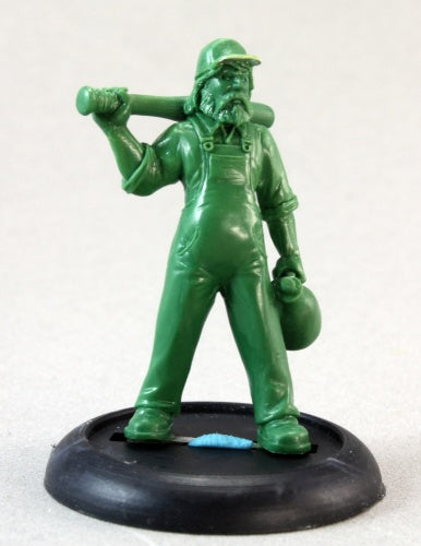 Reaper Miniatures Billy Joe, Zombie Hunter #50291 Chronoscope RPG Mini Figure