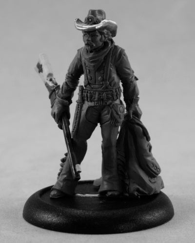 Reaper Miniatures Batt Ridgeley, Sharpshooter #50298 Chronoscope RPG Mini Figure
