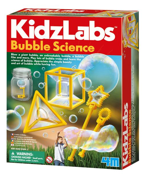 4M KidzLabs - Bubble Science