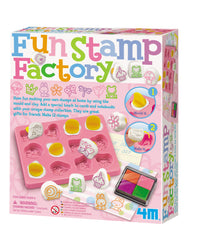 4M Build Your Own Fun Stamp Factory Activity Kit