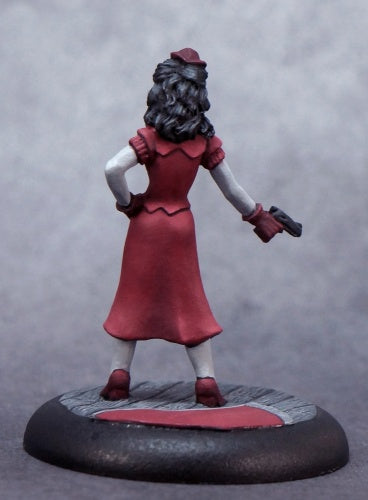 Reaper Miniatures Deadlands Noir: Femme Fatale #59037 Savage Worlds Unpainted