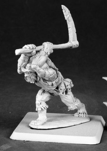 Reaper Miniature The Scarecrow, Flesh Golem 60029 Pathfinder Miniature Unpainted