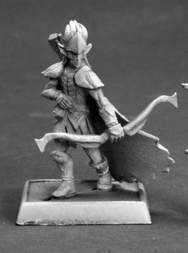 Reaper Miniatures Kiramor The Forest Shadow #60101 Pathfinder Unpainted