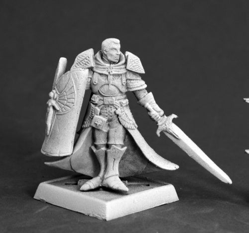 Reaper Miniatures Holy Vindicator #60111 Pathfinder Miniatures Unpainted Mini