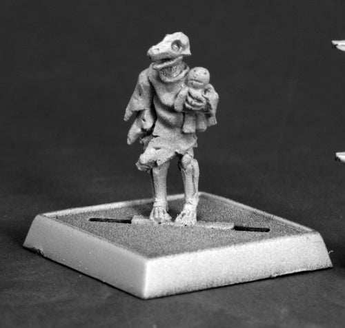 Reaper Miniatures Attic Whisperer (2) 60125 Pathfinder Miniatures Unpainted Mini