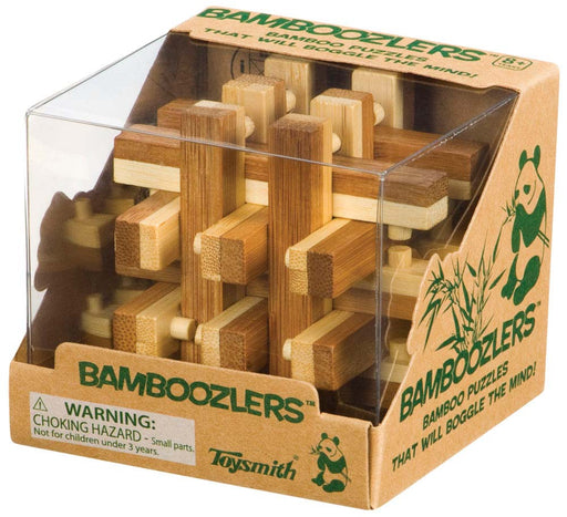 Bamboozlers: Bamboo Puzzle - Choose Your Difficulty