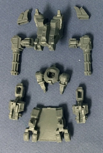 Reaper Miniatures Starhawk VI #72228 Unpainted Plastic CAV: Strike Operations