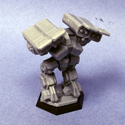 Reaper Miniatures Silverback #72230 Unpainted Plastic CAV: Strike Operations