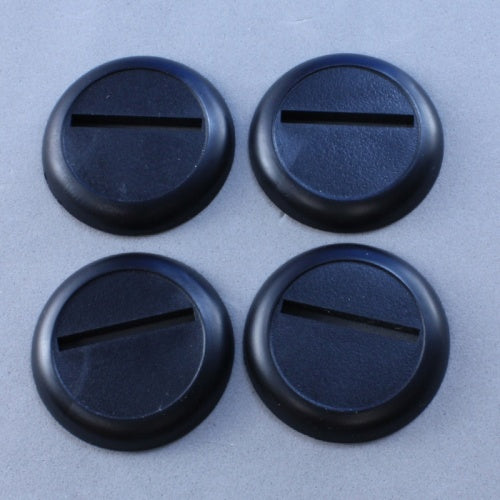 Reaper Miniatures 30mm Round Plastic Display Base (20 Pieces) #74023 Accessory