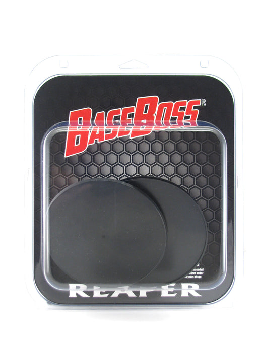 Reaper Miniatures 130mm Round Gaming Base (4) #74063 Accessory