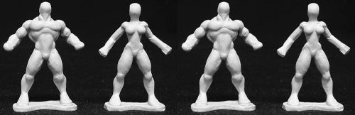 Reaper Miniatures Heroic Sculpting Armatures #75004 Sculpting Accessories Figure