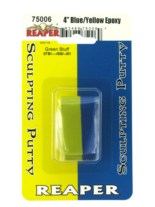 "Reaper Miniatures Green Stuff Putty 4"" Strip #75006 for Assembly of Mini Figures"