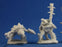 Reaper Miniatures Spikeshell Warriors (2) #77270 Bones D&D RPG Mini Figure