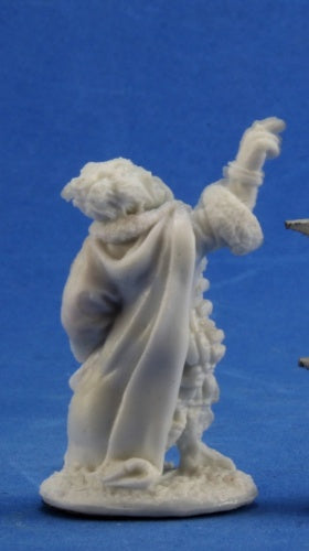 Reaper Miniatures Derro Mage #77331 Bones Unpainted RPG D&D Mini Figure