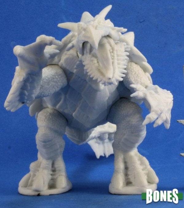 Reaper Miniatures Dragon Tortoise #77334 Bones Unpainted Plastic RPG Mini Figure