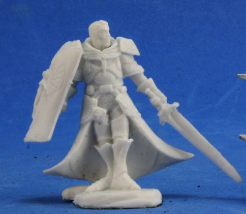 Reaper Miniatures Holy Vindicator #89024 Pathfinder Bones RPG D&D Mini Figure