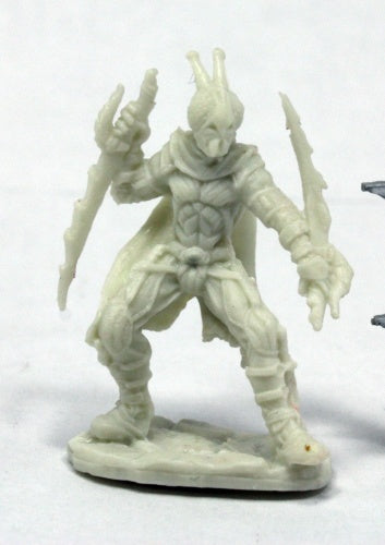 Reaper Miniatures Red Mantis Assassin #89042 Bones RPG Miniature Figure