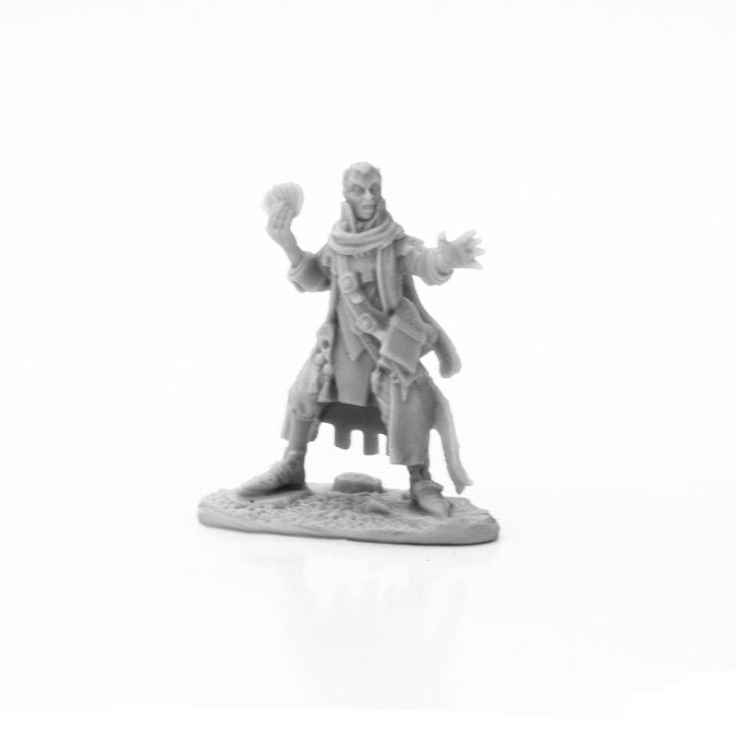 Pathfinder Erasmus, Iconic Medium #89046 Bones Plastic RPG Miniature Figure