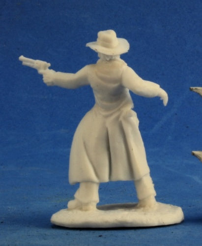 Reaper Miniatures Texas Ranger Male #91003 Savage Worlds Plastic Mini Figure