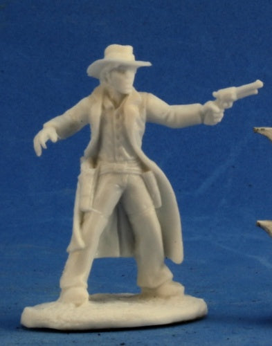 Reaper Miniatures Texas Ranger Male #91003 Savage Worlds RPG D&D Mini Figure