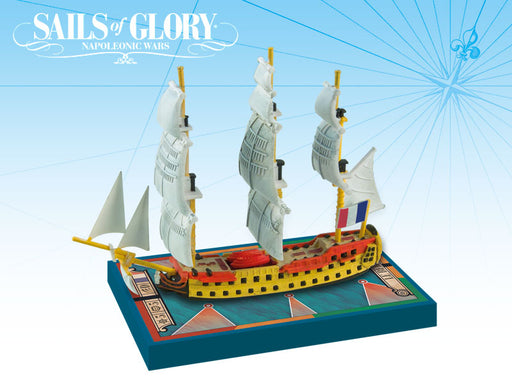 Sails of Glory: Le Berwick 1795 French S.O.L Ship Pack