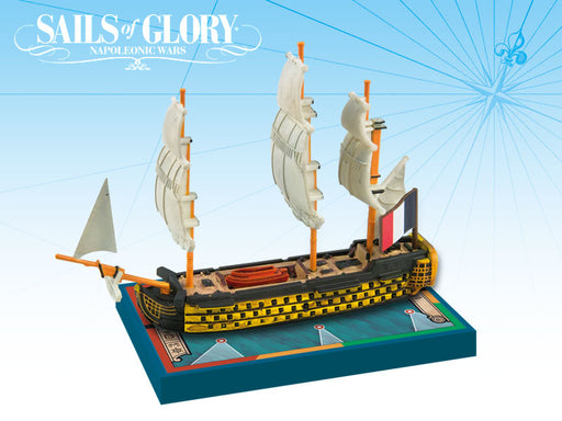 Sails of Glory: Orient 1791 French SotL Ship Pack