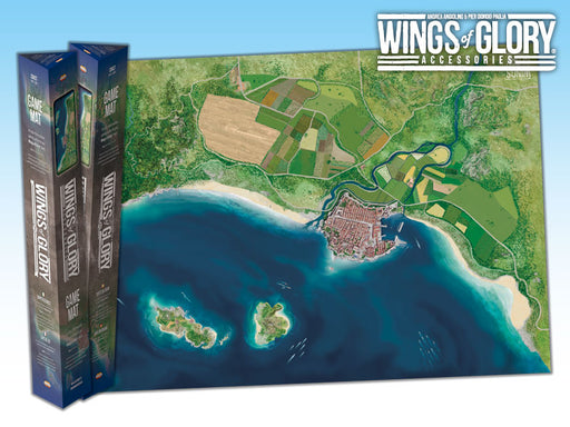 Wings of Glory Coast Game Mat
