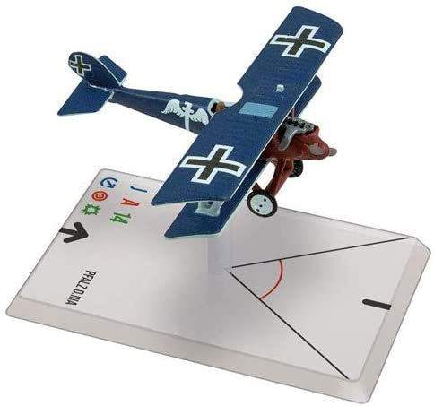 Wings of Glory Airplane - Pfalz D.IIIa (Berthold)