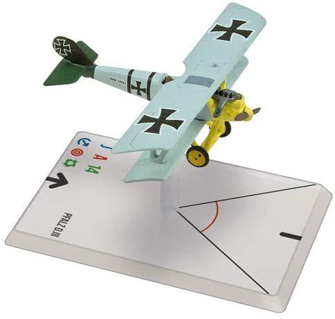 Wings of Glory Airplane - Pfalz D.III (Voss)