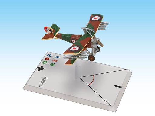 Wings of Glory Nieuport 16 (Ball)