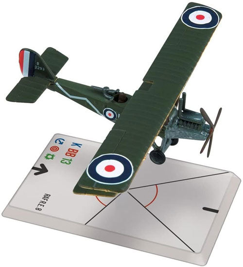 Wings of Glory: RAF RE8 (Marsh/MacKay Dempster)