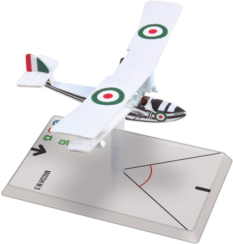 Hager//Weber AGSWGF208A Wings of Glory Macchi M.5 Hannover Cl.IIIA