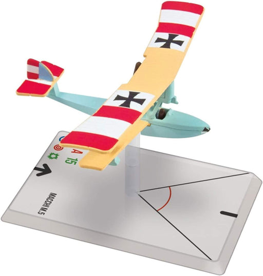 Wings of Glory: Macchi M.5 (Welker)