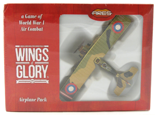 Wings of Glory Airplane - Breguet Br. 14 A2 (Stanley/Folger)