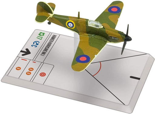 Wings of Glory: Hawker Hurricane Mk.I