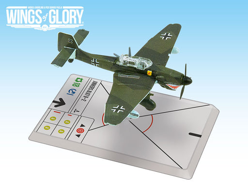 Wings of Glory: Junkers Ju.87 B-2