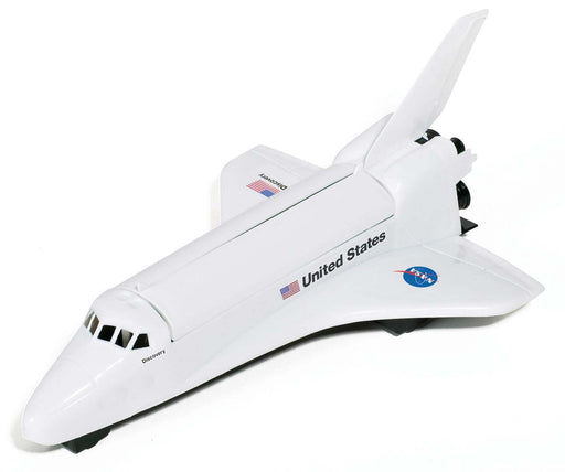 "11"" Toy Plastic Space Shuttle - Discovery"
