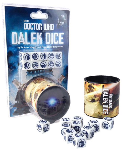Doctor Who Dice Game - Dalek Dice