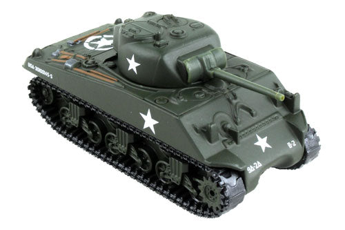 Corgi United States Sherman M4A3 Medium Tank Diecast Metal Model