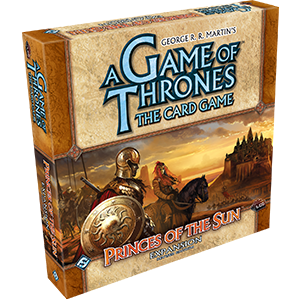 A Game of Thrones LCG: Princes of the Sun Revised Expansion