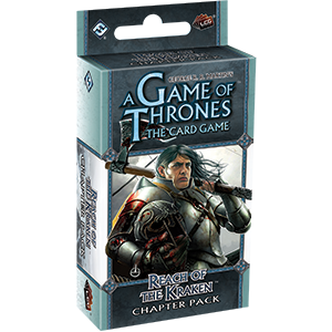 A Game of Thrones LCG: Reach of Kraken Chapter Pack