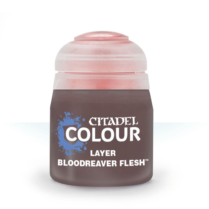 Citadel Layer Paint, 12ml Flip-Top Bottle - Blood Reaver Flesh