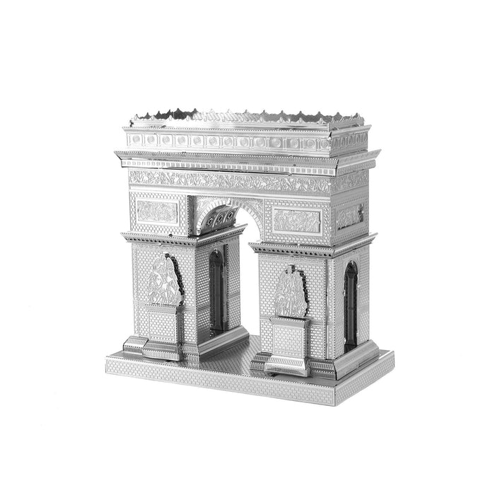Fascinations ICONX Arc De Triomphe Laser Cut 3D Metal Model Kit