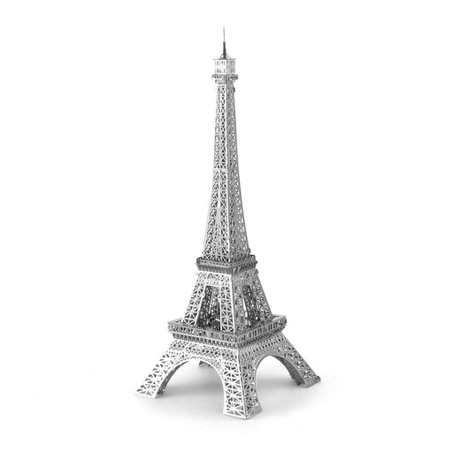 Fascinations ICONX Eiffel Tower Laser Cut 3D Metal Model Kit