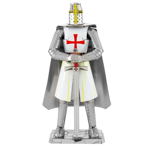 Fascinations ICONX Templar Knight Laser Cut Metal Model Kit