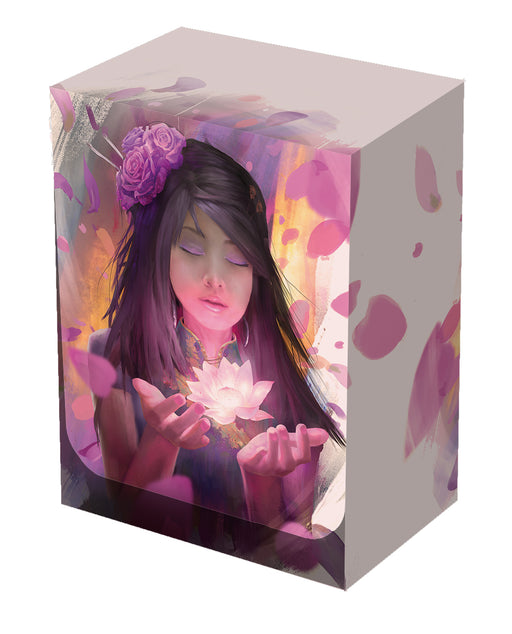Legion Lotus Deck Box for up to 100 Sleeved Cards
