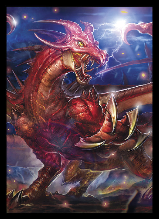 Legion EPIC Double Matte Sleeves Dragon Tyrant (60)